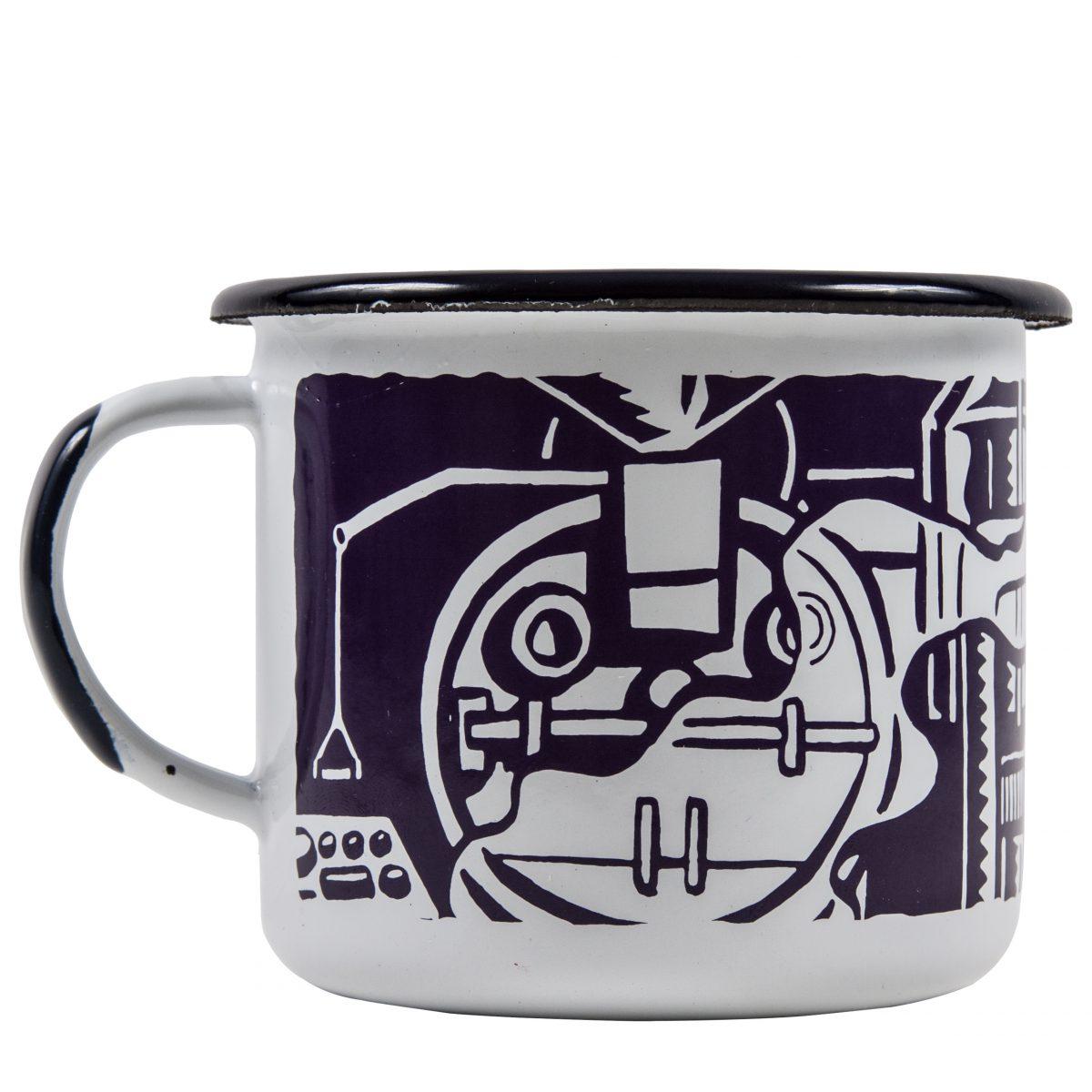 Rise Up - Artisan Mug
