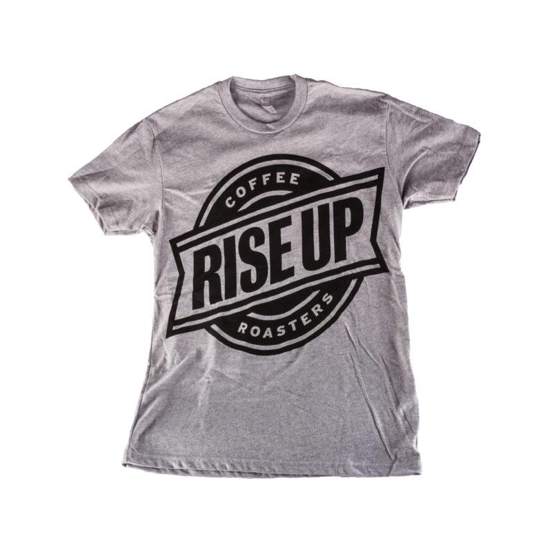 RiseUpTee-Gray