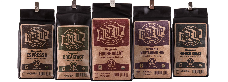 Rise Up - Starter Kit