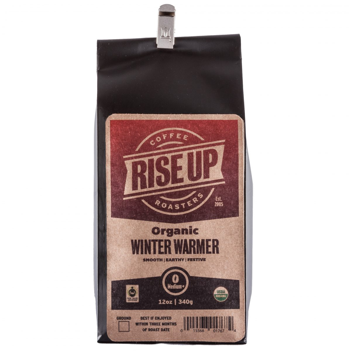 Winter Warmer - Rise Up Coffee Roasters