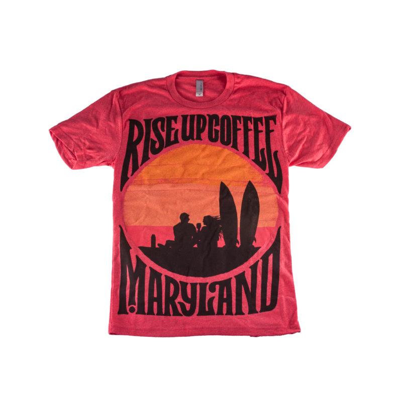 RiseUp-Tshirt-Red